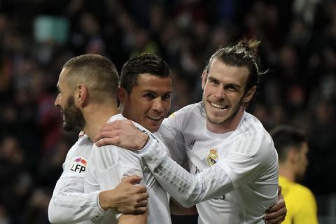 Real Madrid ngay cang bung no va kho luong