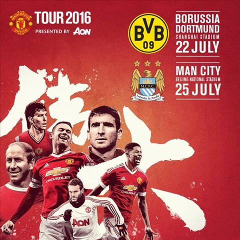 Dortmund la thu thach dau tien cho tan HLV Man United hinh anh