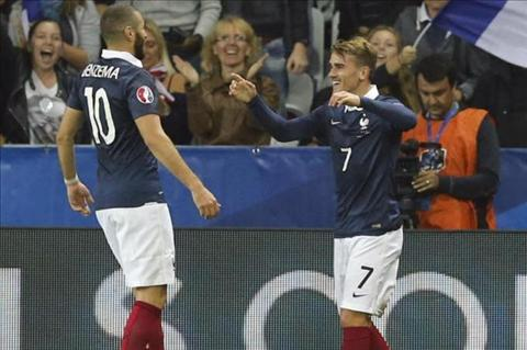 tien dao Karim Benzema hinh anh 2