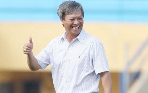 Ông Lê Thụy Hải phát biểu về Olympic Việt Nam sau trận thắng Palestine