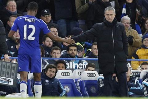 Mourinho bat ngo muon co tien ve John Obi Mikel hinh anh 2