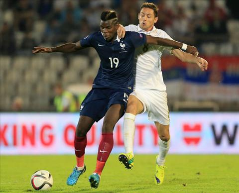 Tien ve Paul Pogba hinh anh 2