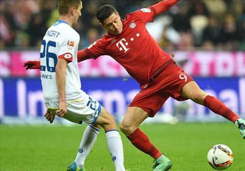 Video clip ban thang Bayern Munich 1-2 FSV Mainz (Vong 24 Bundesliga 201516) hinh anh