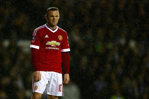 Rooney chan thuong