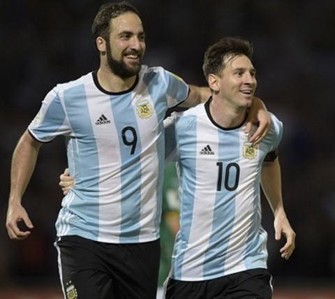 DT Argentina trieu tap danh sach so bo du Copa America 2016 hinh anh