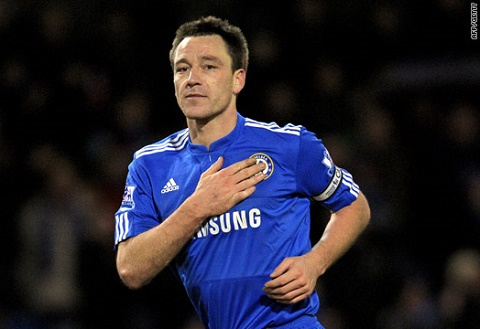 Terry thu linh Chelsea