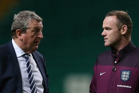 Tien dao Wayne Rooney duoc Roy Hodgson dam bao vi tri o doi tuyen Anh hinh anh