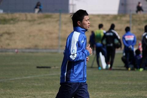 Cong Phuong chinh thuc duoc dang ky thi dau tai J-League 2