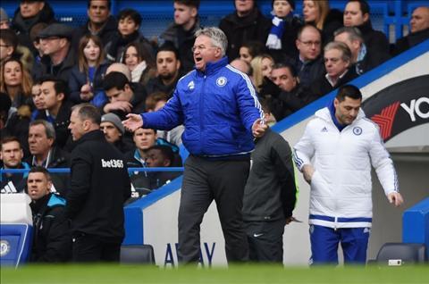 HLV Guus Hiddink cung Chelsea di vao lich su Premier League hinh anh