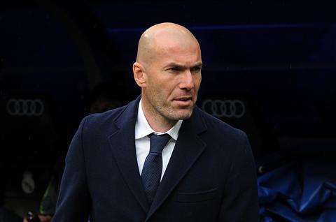 Real Madrid se khong thay Zidane trong mua he nay hinh anh
