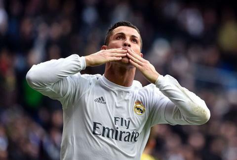 Ronaldo len dong ra sao o tran dau Real Madrid 7-1 Celta Vigo hinh anh