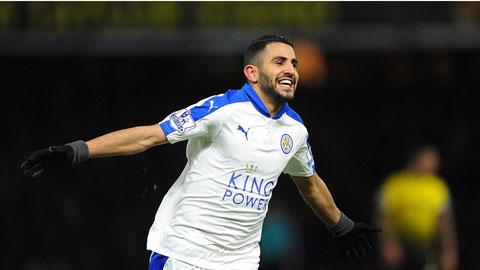 Video clip ban thang Watford 0-1 Leicester (Vong 29 Ngoai hang Anh 20152016) hinh anh