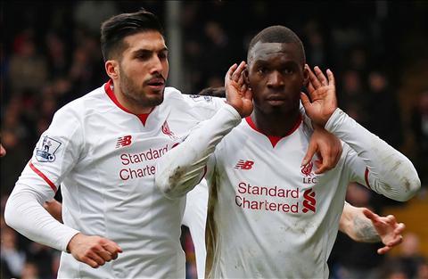 Liverpool vs Watford (22h ngay 85) Co hoi cuoi cua Benteke hinh anh