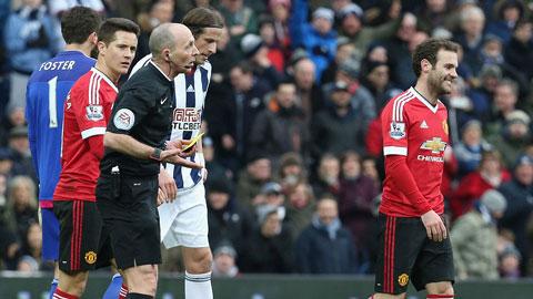 West Brom 1-0 MU Fletcher khong muon Mata phai roi san hinh anh