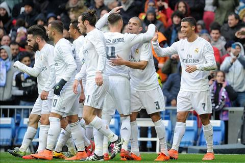 Real Madrid 2-0 Roma James Rodriguez chi trich NHM Real hinh anh