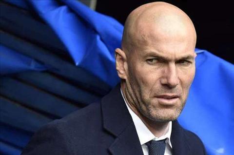 Zidane Tuong lai toi con chua chac chan noi gi den chuyen mua ban hinh anh