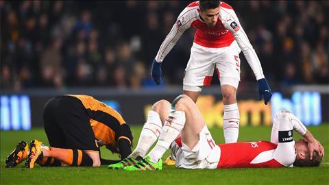 Hull City 0-4 Arsenal Phao thu tra gia dat sau chien thang hinh anh