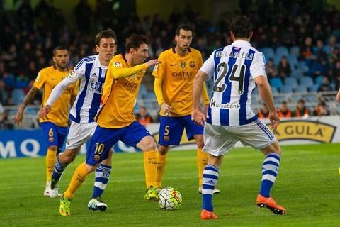 Diem nhan Sociedad 1-0 Barca Co mot Blaugrana dang chet dan deu hinh anh