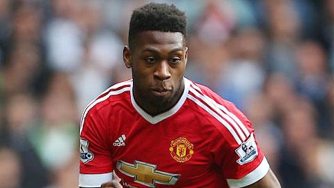 Man trinh dien cua sao tre Timothy Fosu-Mensah o tran Tottenham 3-0 MU hinh anh