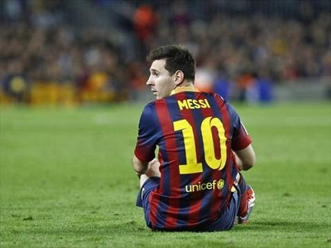 Messi toi tham bac si dinh duong thay vi dua vo con di choi hinh anh 2