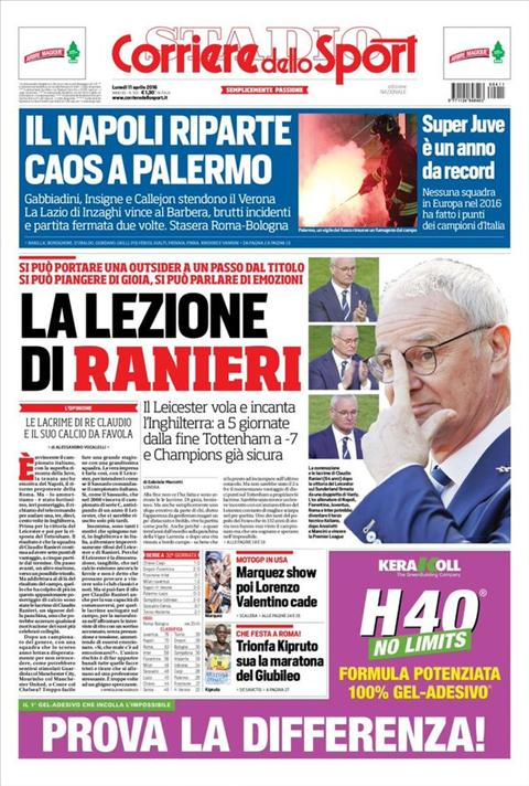 Corriere ca ngoi chien cong cua Leicester