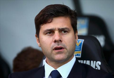 Pochettino hai long sau tran thang truoc Man United