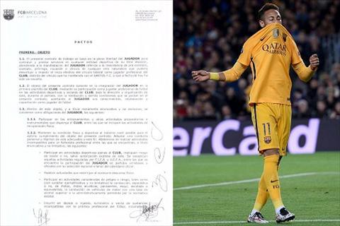 Muon o lai Barca, Neymar phai hoc tieng Catalan hinh anh