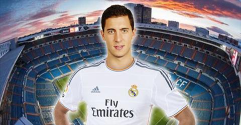 NONG Real Madrid da dat duoc thoa thuan mua ngoi sao Eden Hazard hinh anh