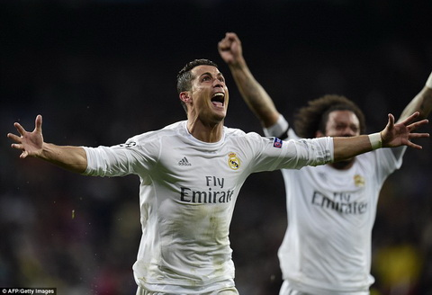Diem tin Bongda24h sang ngay 134 Ronaldo la cau thu xuat sac nhat the gioi hinh anh