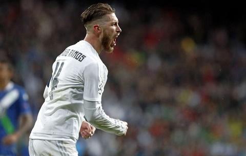 Ramos Ronaldo la bieu tuong cua Real hinh anh
