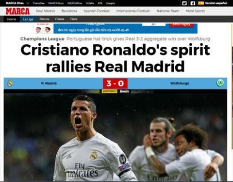 Tan sat bay Soi, Ronaldo chinh phuc ca the gioi hinh anh