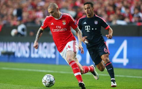 Video clip ban thang Benfica 2-2 (2-3) Bayern Munich (Tu ket Champions League 20152016) hinh anh