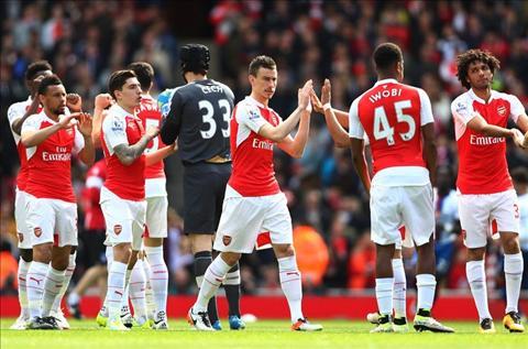 Du am tran Arsenal 1-0 Norwich hinh anh 2