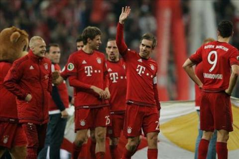 Atletico Madrid - Bayern Munich Ai moi la nguoi phai ngan hinh anh