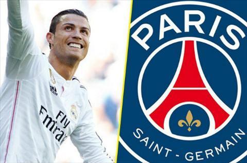 SOC Ngoi sao Ronaldo it nhat 5 lan di dem voi PSG hinh anh