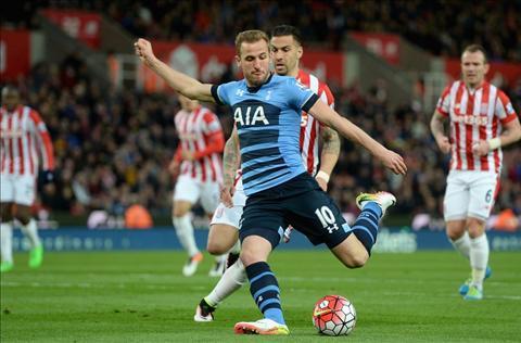 Kane Tottenham Stoke