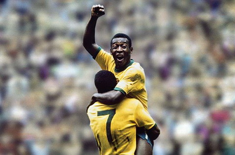 Pele chưa bao giờ thi đấu tại châu Âu.