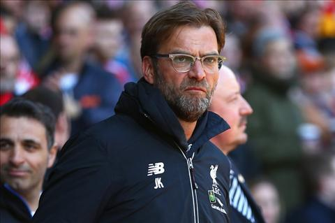 HLV Klopp noi gi sau that bai cua Liverpool truoc Villarreal hinh anh