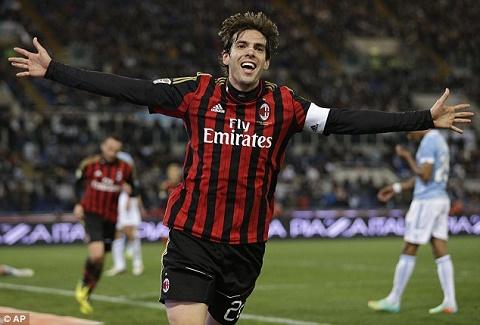 Tien ve Kaka nuoc mat vi AC Milan hinh anh 2