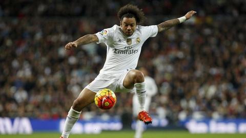 Marcelo duoc danh gia cao hon o kha nang tham gia ho tro tan cong.