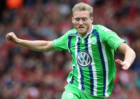Schurrle co the tro lai nuoc Anh