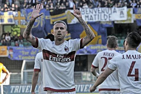 Hellas Verona 2-1 AC Milan (Vong 35 Serie A 2015/2016)