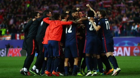 Atletico Madrid - Bayern Munich Ai moi la nguoi phai ngan hinh anh 2