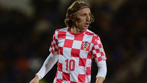 Tien ve Luka Modric