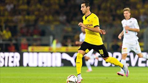 Arsenal va Chelsea cung tranh nhau tien ve Dortmund hinh anh