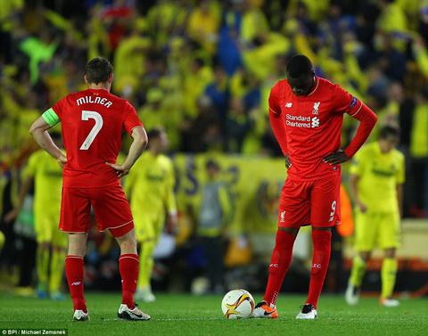 Diem tin Bongda24h sang ngay 294 Liverpool dut ky luc sau tran thua Villarreal hinh anh