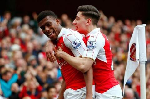 Arsenal nguy co mat Alex Iwobi dau mua giai toi hinh anh