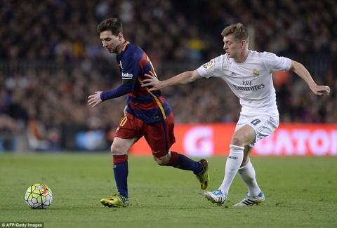 Cuoc dua vo dich La Liga 20152016 Co hoi lat do Barca la rat mong manh hinh anh