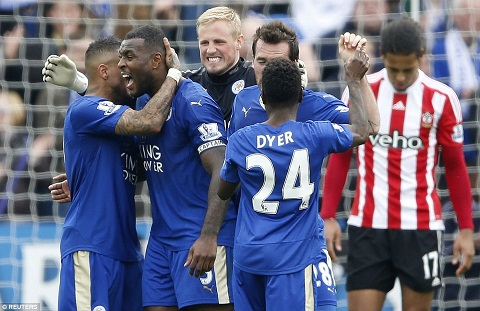 Sunderland vs Leicester (19h30 ngay 1004) Thien duong vay goi hinh anh