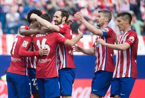 Video clip ban thang Atletico 5-1 Real Betis (Vong 31 La Liga 201516) hinh anh